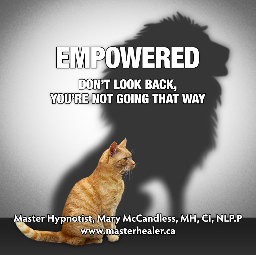 Empowered ~ Don't Look Back, You're Not Going That Way MP3