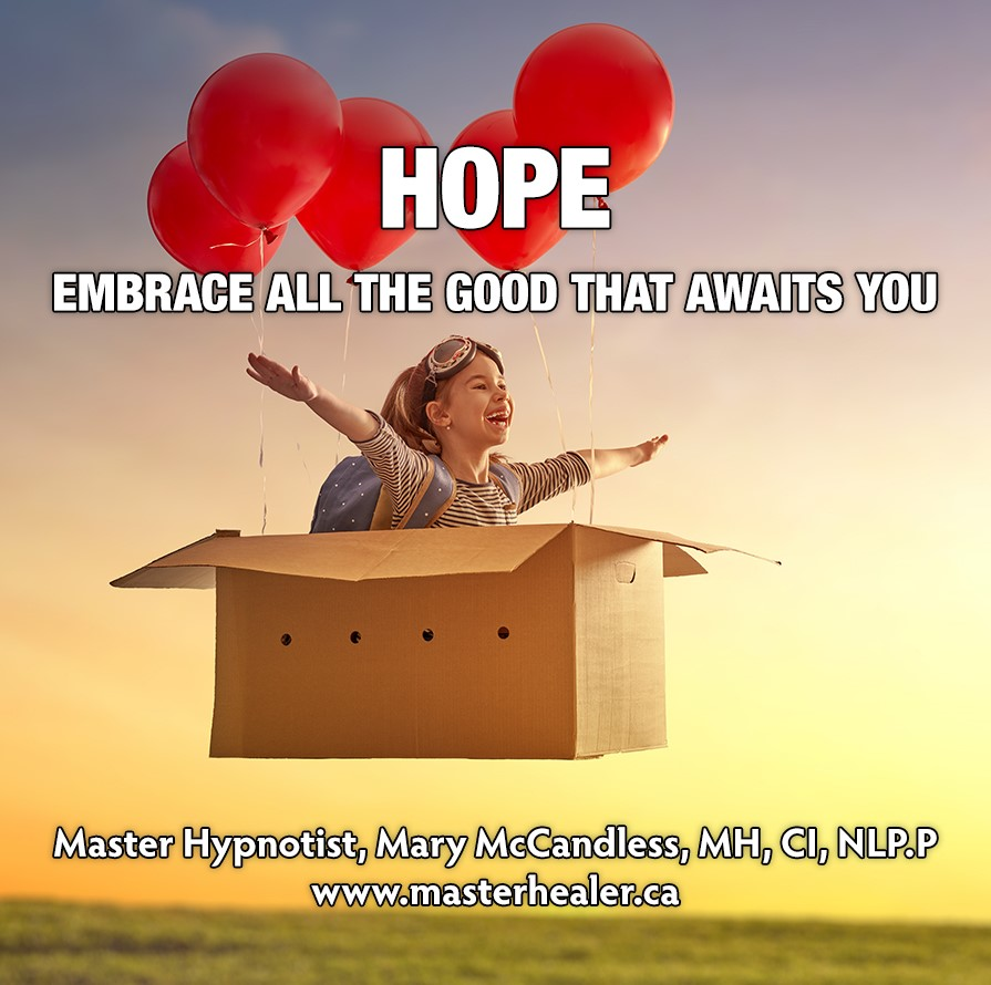 Hope ~ Embrace All the Good That Awaits You MP3