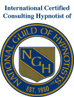 International Certified Consulting Hypnotist of National Guild of Hypnotists