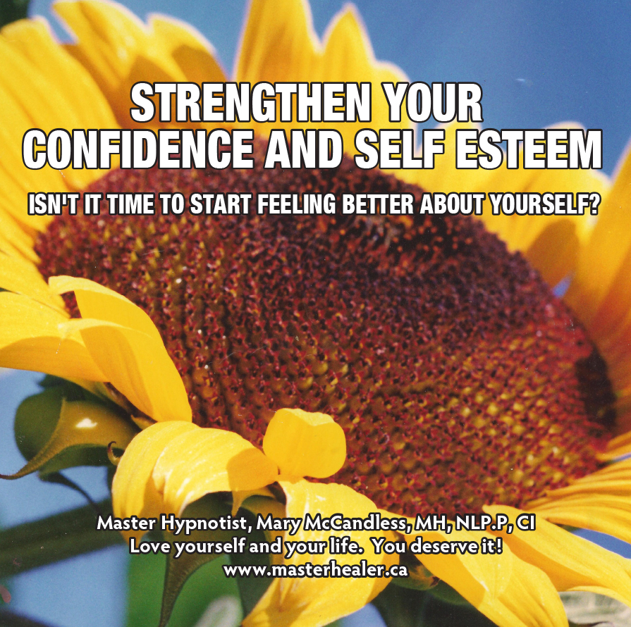 Strengthen Your Confidence & Self Esteem MP3