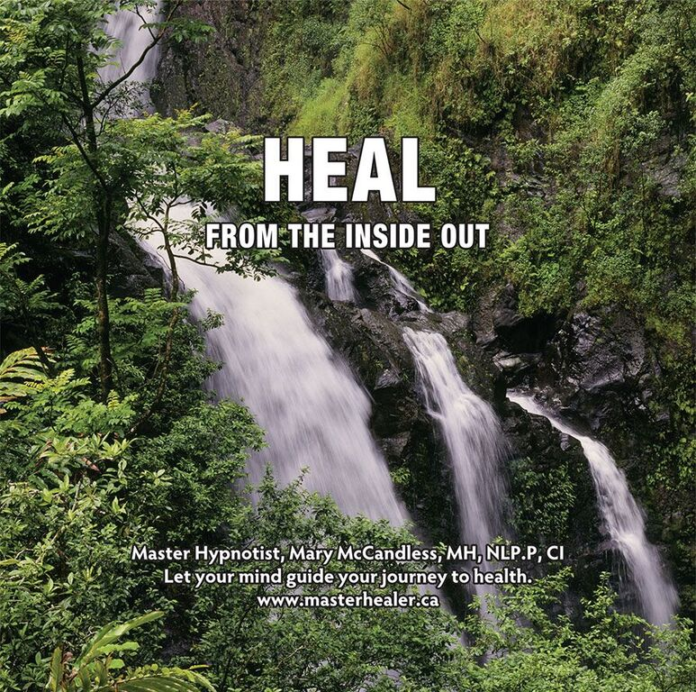 HEAL – From the Inside Out CD