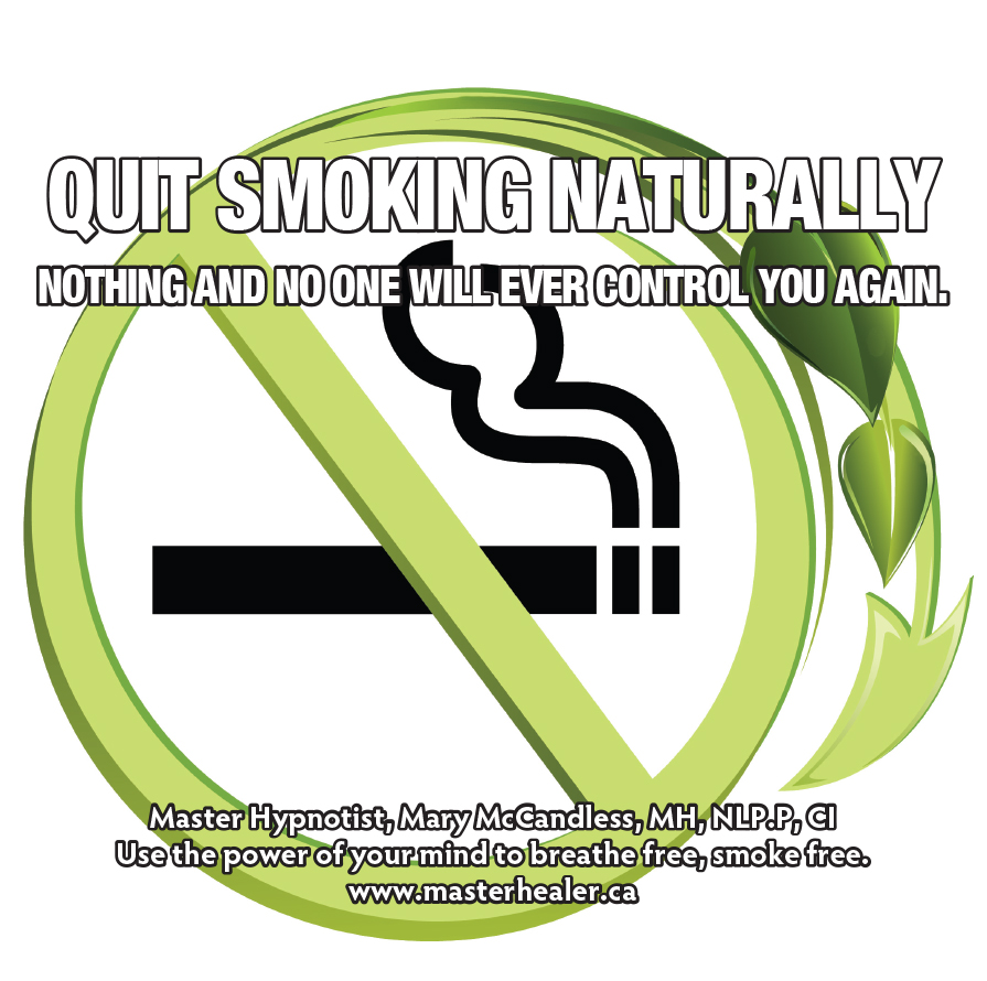 Quit Smoking Naturally MP3