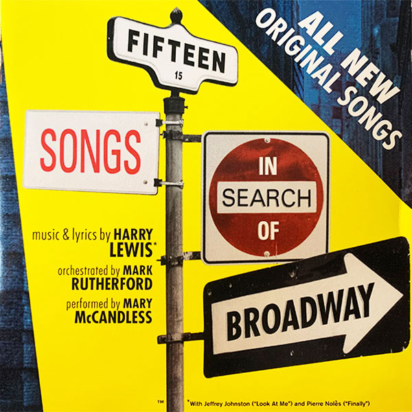 15 Songs In Search Of Broadway MP3